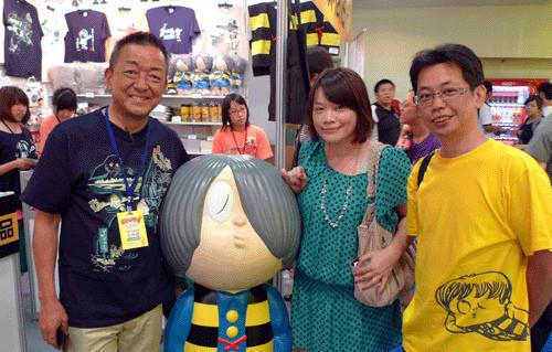 鬼太郎商店 in 台灣/2011年8月11日~16日