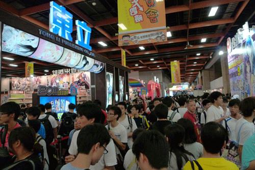 2011 年第12屆漫畫博覽會 8.11 日熱鬧登場
