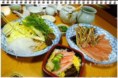 大阪美食 | 螃蟹道樂的螃蟹大餐・かに道樂