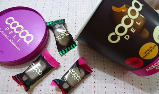 好吃的巧克力