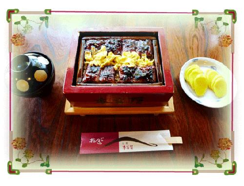 九州必吃   ★  柳川名物「蒸籠鰻魚飯」