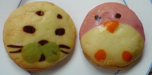 北海道必吃  ★  旭山動物園的海豹麵包與紅企鵝麵包