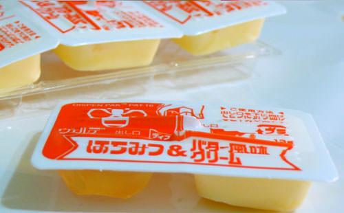 蜂蜜&奶油的二合一果醬