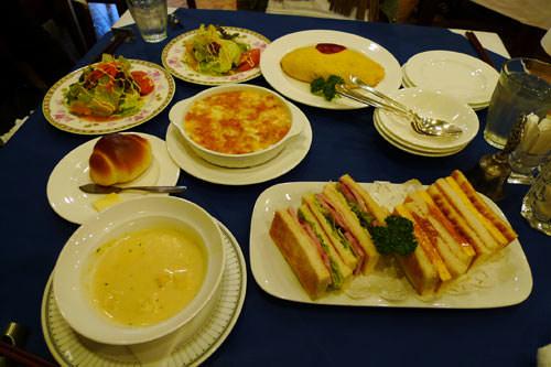 去淺草的66年洋食老舖Grill GRAND吃午餐(來日第四天)
