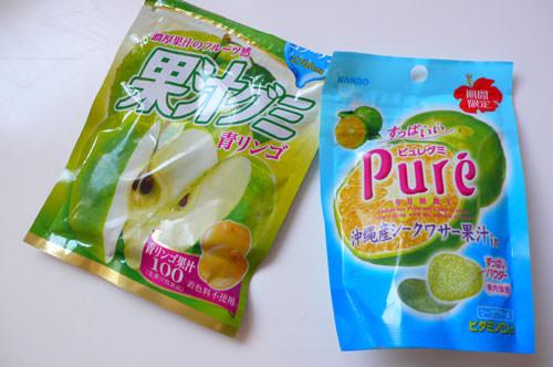 果汁in軟糖