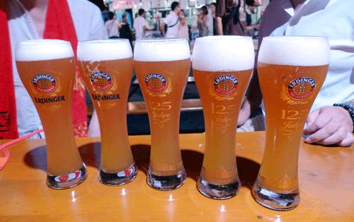 夏天就是要大口喝啤酒!「 NAGASAKI OKTOBERFEST 2011」/9-16~25