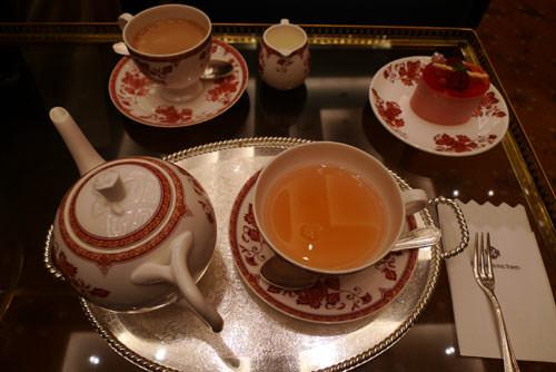 日本新橋‧第一飯店的蛋糕真美味