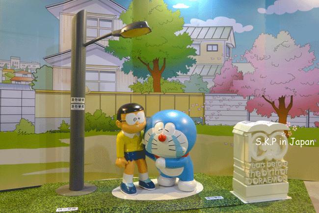 哆啦 A 夢誕生前 100 年特展  ★  參觀記