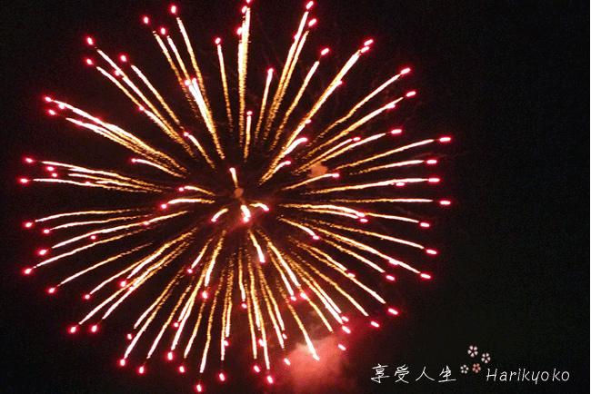 2012 年諏訪湖の花火大會