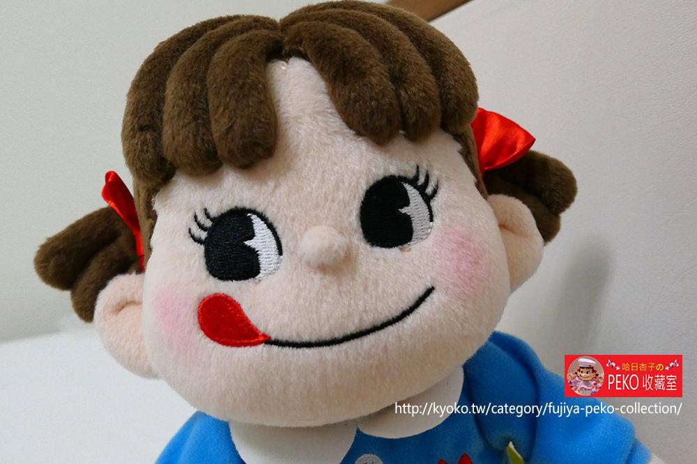 不二家PEKO | 2017年・幼稚園制服牛奶妹絨毛娃娃 | (收藏娃娃系列 11 )