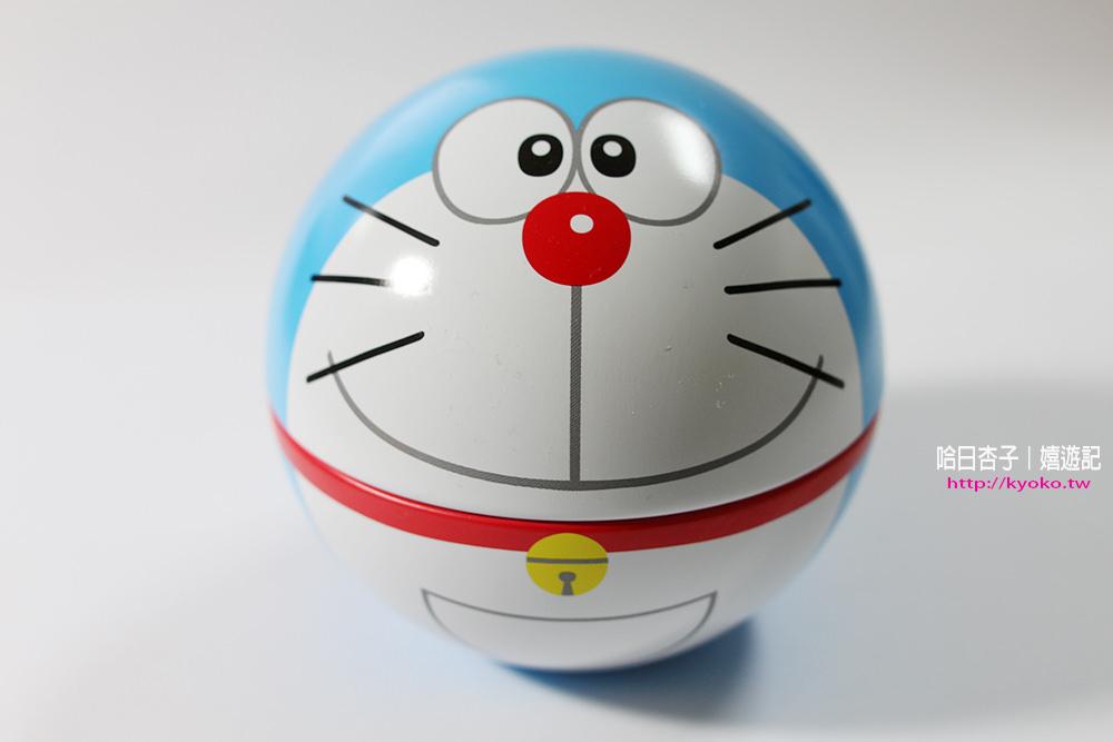 哆啦A夢 | 球型鐵罐彩印棉花糖 + 藤子屋限定商品介紹