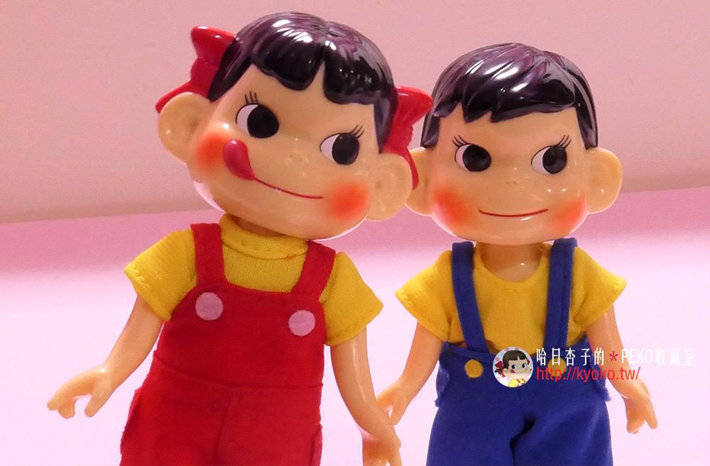 不二家 PEKO | 懷舊 PEKO POKO 搖頭娃娃・レトロペコポコ人形 | 2013年 (收藏娃娃系列15)