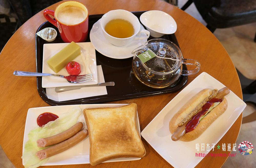 在淺草吃早餐 | 舟和咖啡廳・超值早餐套餐+地瓜甜點大集合