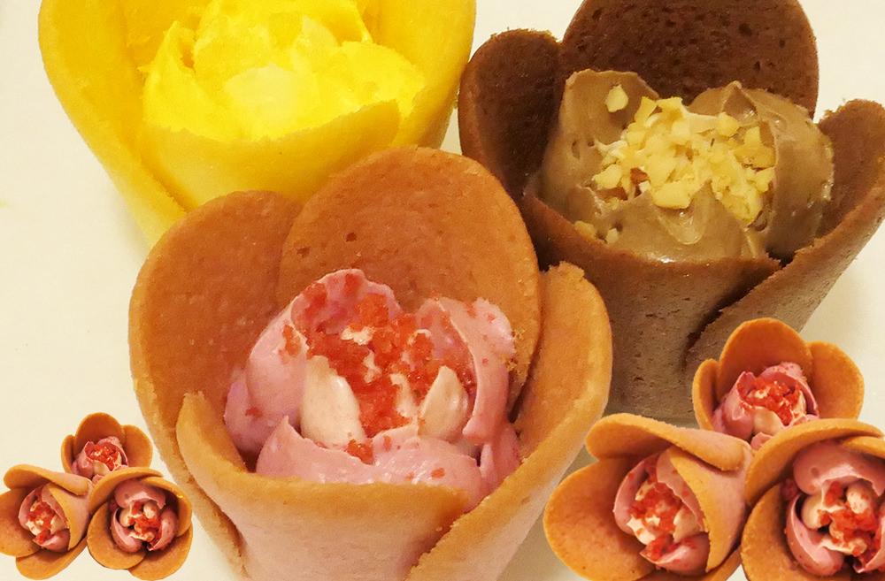 東京超人氣土產|TOKYO TULIP ROSE ・東京鬱金香玫瑰花造型餅乾|西武百貨池袋本店1號店2019年3月開幕