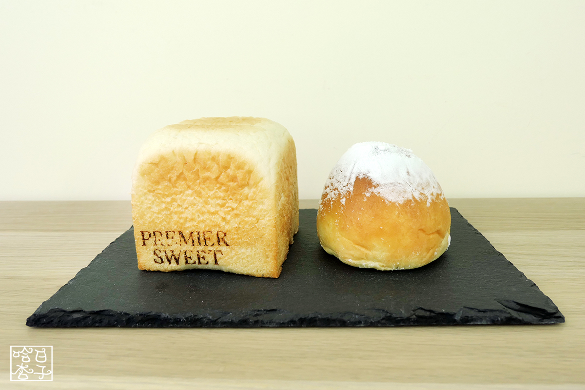 <JR東日本大飯店  台北>必買伴手禮|大吟釀生吐司+富士山紅豆麵包|想念日本最佳解憂美食